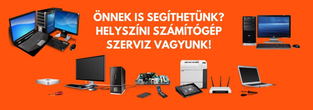 számítógép szervíz Budapest